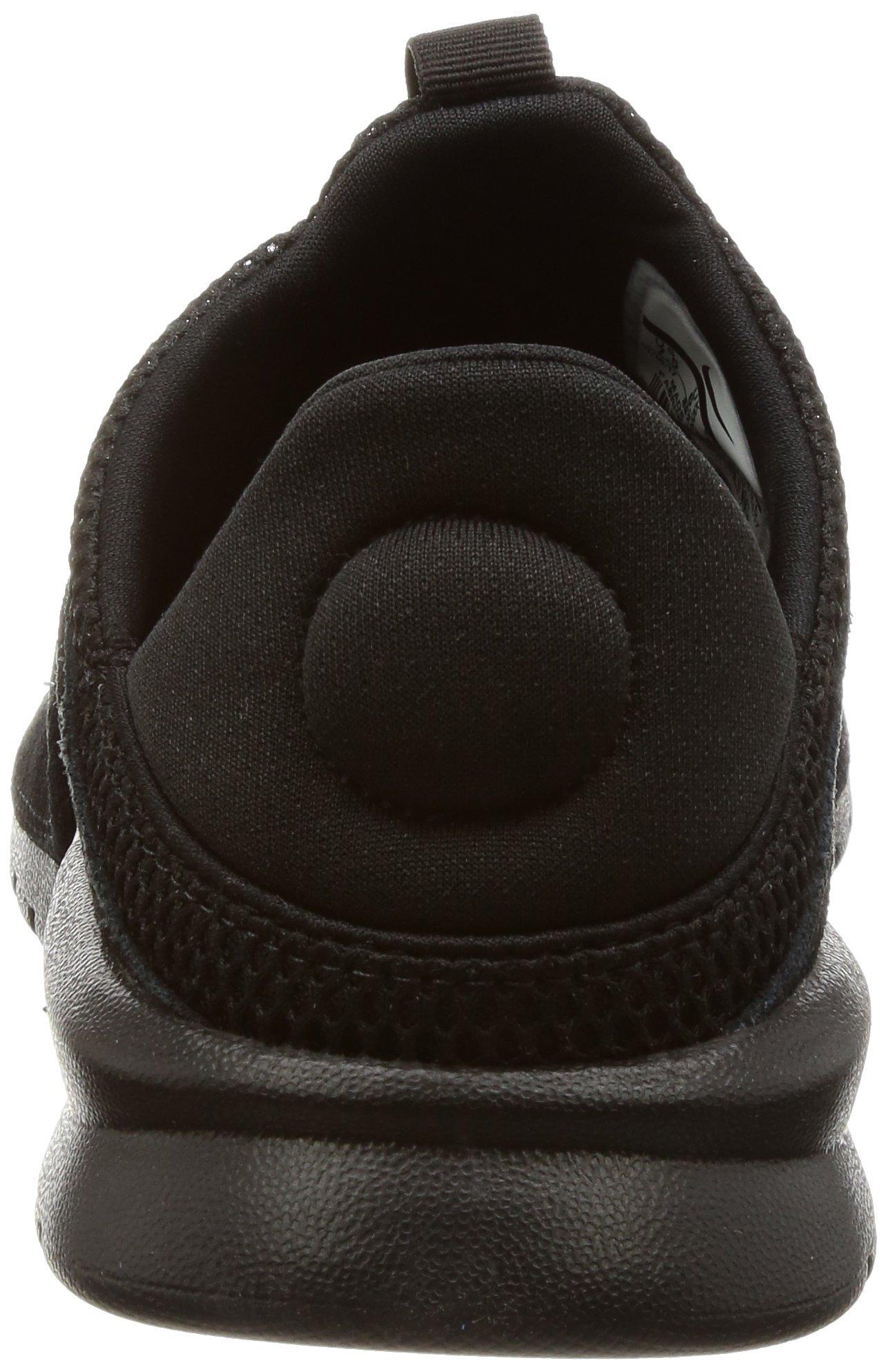 Nike BENASSI SLP Mens fashion-sneakers 882410-003_9.5 - BLACK/BLACK-BLACK by NIKE (Image #2)