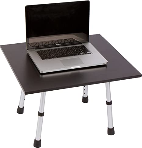 Peachy 24 Portable Adjustable Standing Desk Laptop Stand By Trademark Innovations Home Remodeling Inspirations Propsscottssportslandcom