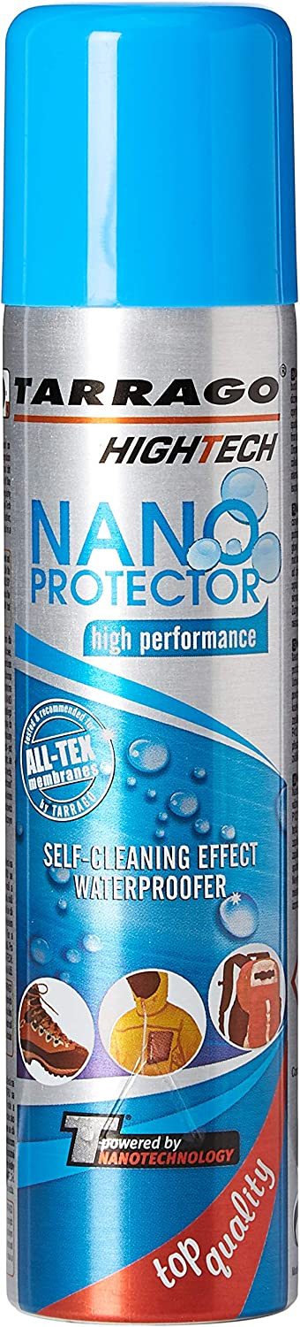 Tarrago High Tech Nano Protector Spray-Waterproof Leather Shoes, Boots & Clothing