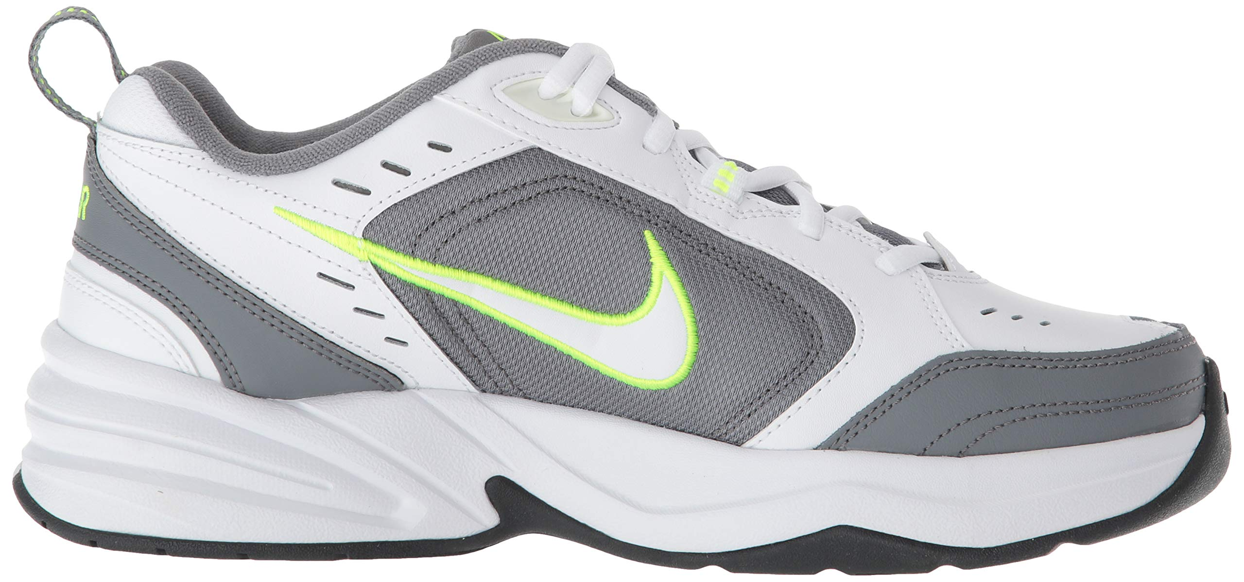 Nike Men's Air Monarch IV Cross Trainer, White-Cool Grey-Anthracite, 6.5 Regular US by Nike (Image #14)