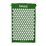 Salveo Acupressure Mat Green Medium With Free Eco-Bag