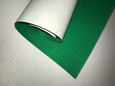 """Black Roll 12"""" wide x 36"""" Long Adhesive Craft Stick On  FELT Color Size"""