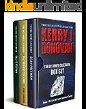 The DCI Jones Casebook Box Set: Books 1-3 in the Casebook Series
