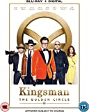 Kingsman: The Golden Circle [Blu-ray + UV Copy] [2017]