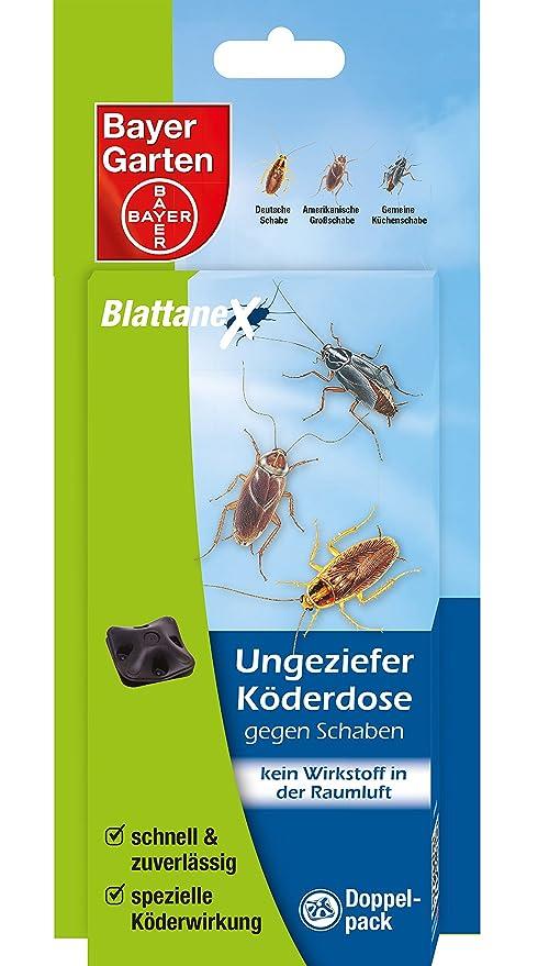 Ungeziefer Koderdose Bayer Doppelpack Amazon De Garten