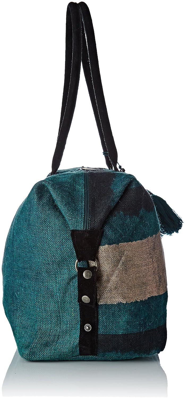 Lollipops Babylone Shopper 48h, Womens Shoulder Bag, Green (Kaki), 20x27x44 cm (W x H L) Lollipops
