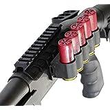 Remington 870 1100 1187 Sidesaddle Shell Holder with Mount