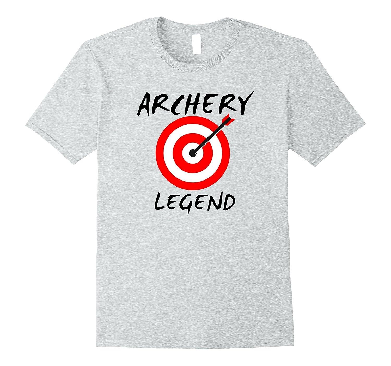 71262341 Archery T Shirt Archery Legend Bow Arrow Target Funny Gift-ANZ ...