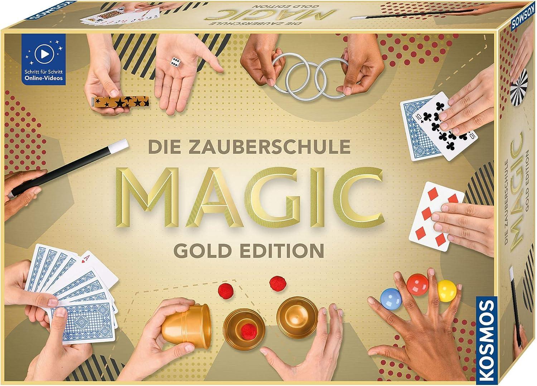 Zauberschule Magic Gold Edition 150 Tricks von KOSMOS