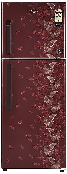 Whirlpool 245 L 2 Star Frost Free Double Door Refrigerator NEO FR258 CLS PLUS nbsp;, Wine Fiesta  Refrigerators