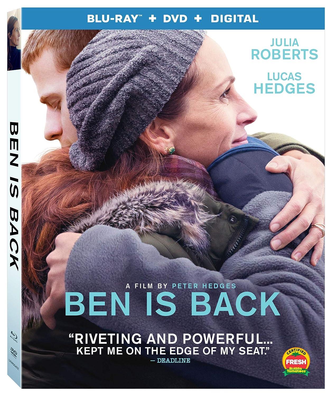 Amazon.com: Ben Is Back [Blu-ray]: Julia Roberts, Peter Hedges: Movies & TV