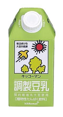 kibun preparado Leche de soja 500 mlX12 este: Amazon.com ...