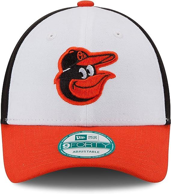 New Era The League Baltimore Orioles Hm Gorra, Hombre, Negro ...