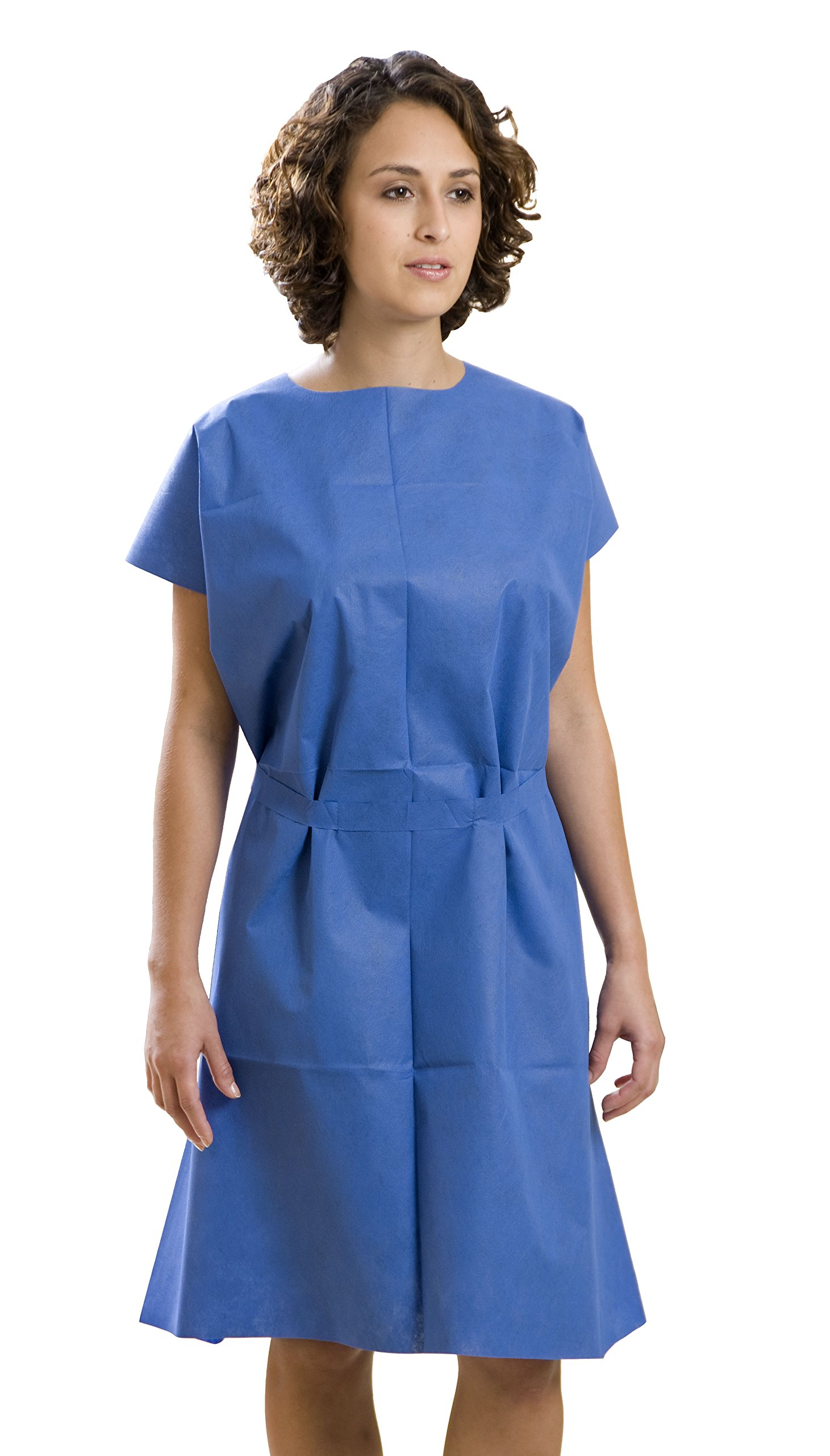 Graham Medical 65333 Gown, Disposable, 20''w x 32''l (Pack of 50) by Graham Medical