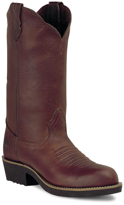 Georgia メンズ B001QJNKBA  Oiled Walnut Leather 8.5 D(M) US