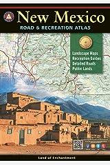 New Mexico Road & Recreation Atlas (Benchmark Recreation Atlases) Map