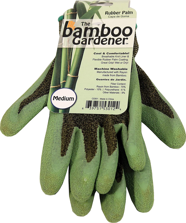 Bellingham Glove C5301M Medium Bamboo Gardner Gloves