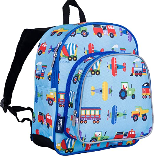 Handmade Kids Rucksack with Safety Lead