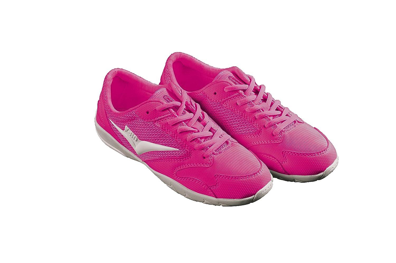 No Limit VRO Cheer Shoe Pair Pink/White Youth 1 LA01PKWHT