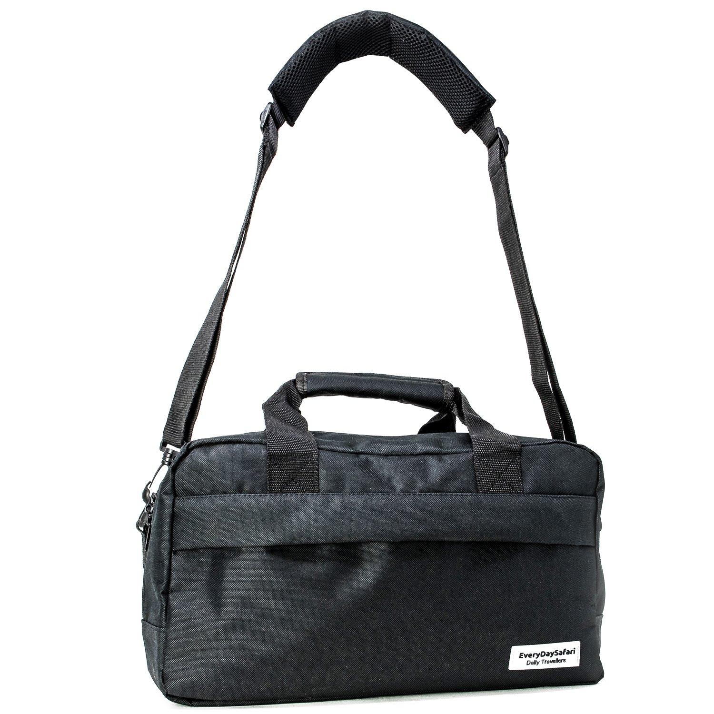 EveryDaySafari® [Handgepäck] für Ryanair 35x20x20cm Hand-Reisetasche, Reisegepäck, Umhängetasche, Sporttasche Kabinengepäck, Easyjet, Eurowings