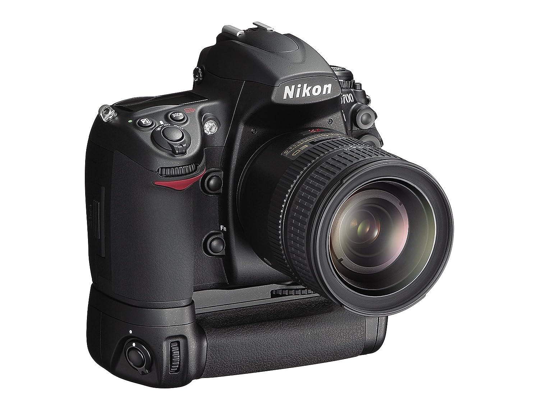 Nikon D700 - Cámara Réflex Digital 12.1 MP (Objetivo AF-S VR Zoom ...