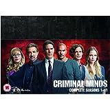 Criminal Minds - Seasons 1-11 [DVD]