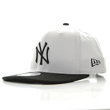 cc4199edff3050 New Era Men Caps/Snapback Cap Rubber Prime NY Yankees: Amazon.co.uk ...