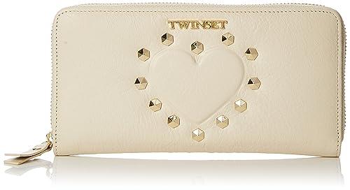Twinset Milano os8tbg, cartera para mujer, 2 x 10 x 20 cm (W X H X L