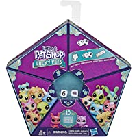 Littlest Petshop E7258 Lucky Pets Fortune Crew Surprise Pet Toy, 150+ To Collect, Ages 4 & Up Brown