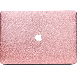 "Belk MacBook 12"" with Retina Display Case,2 in 1 Bling Crystal Smooth Ultra Slim Light Weight PC Hard Case with Keyboard Cover for MacBook 12 inch(Model:A1534) Shining Rose Golden"