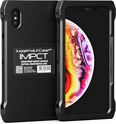 Juggernaut.Case IMPCT - Funda para Smartphone Compatible con Apple iPhone XS MAX: Amazon.es: Electrónica