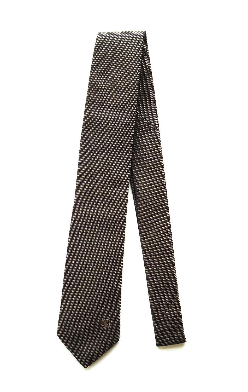 Versace - Corbata - para hombre Beige BEIGE CHINA Medium: Amazon ...