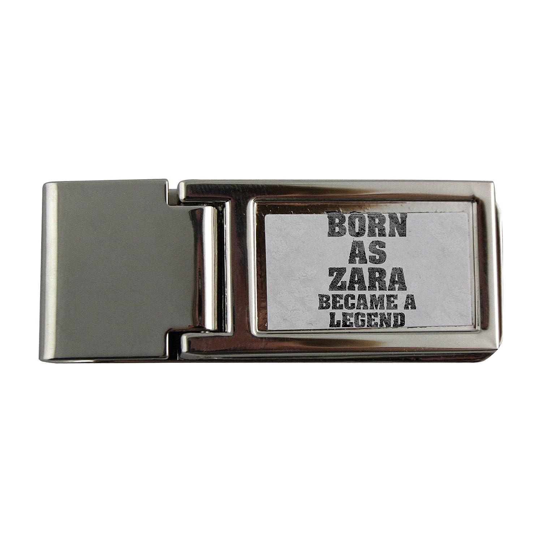 Metal dinero clip con Born como Zara, se convirtió en una ...