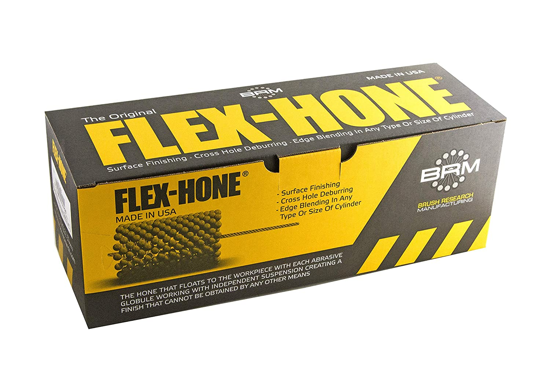 Brush Research GBD31418 Hone Engine Cylinder Flex 3-1//4In 180 Grit