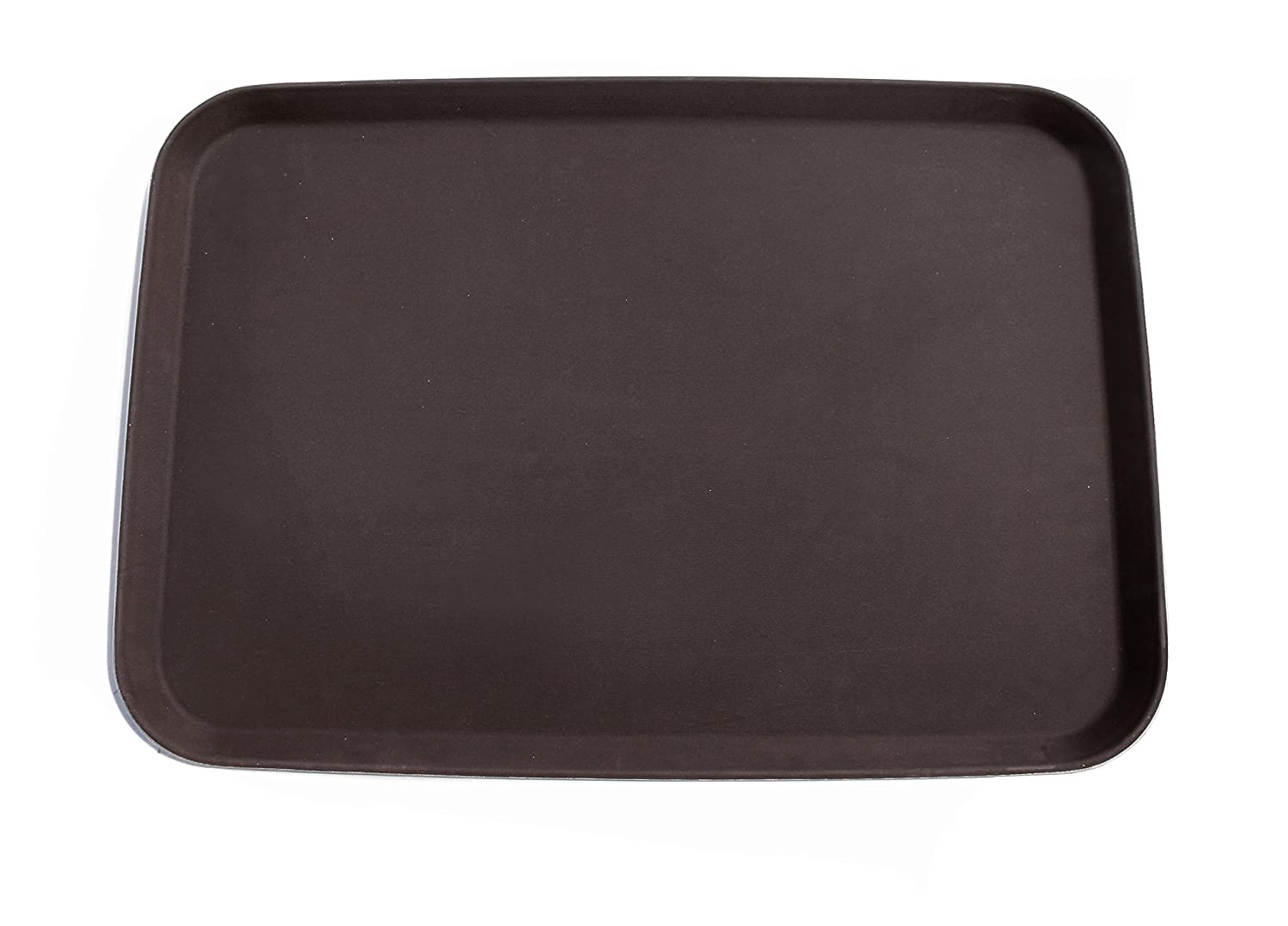 Plastic Black Rubber Lined 16 x 22 inch New Star Foodservice 25279 ...