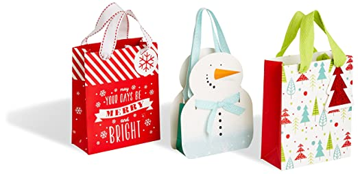 Amazon.com: Holiday Gift Card Bags: Gift Cards