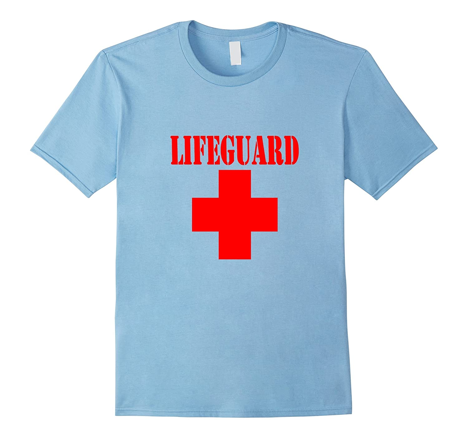 LIFEGUARD T-Shirt Junior Lifeguard Tee-TD