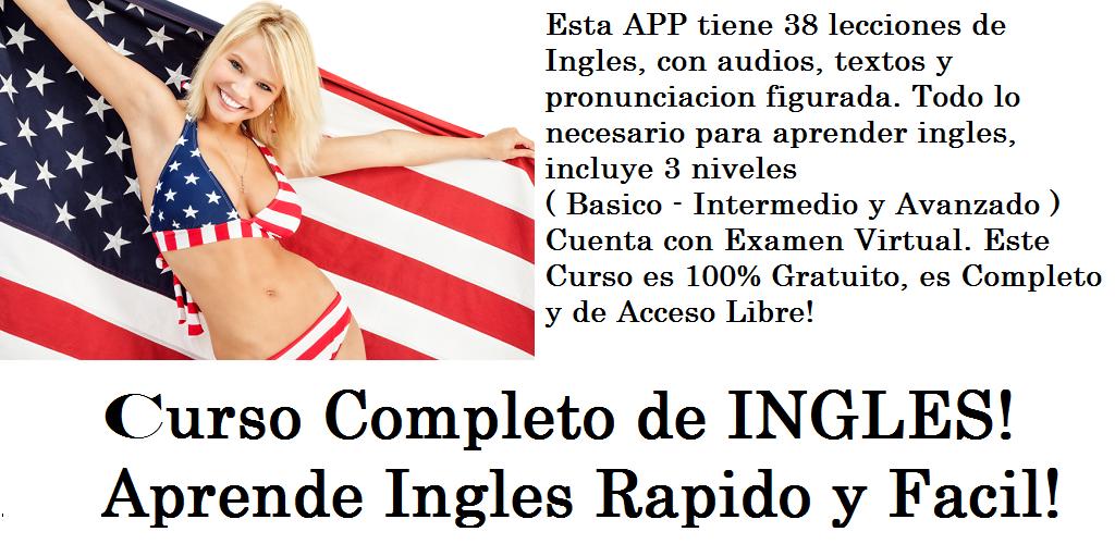 Curso de ingles gratis appstore for android for Curso de interiorismo online gratis