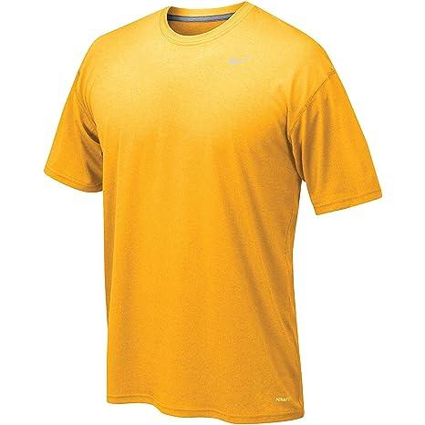 76912038 Amazon.com: Nike Legend Gold Short Sleeve Performance Shirt, SML : Sports &  Outdoors