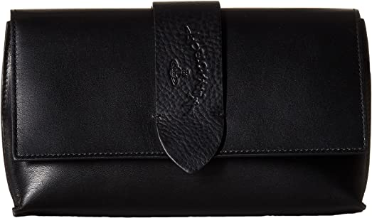 Wallet for Women, Black, Leather, 2017, One size Vivienne Westwood