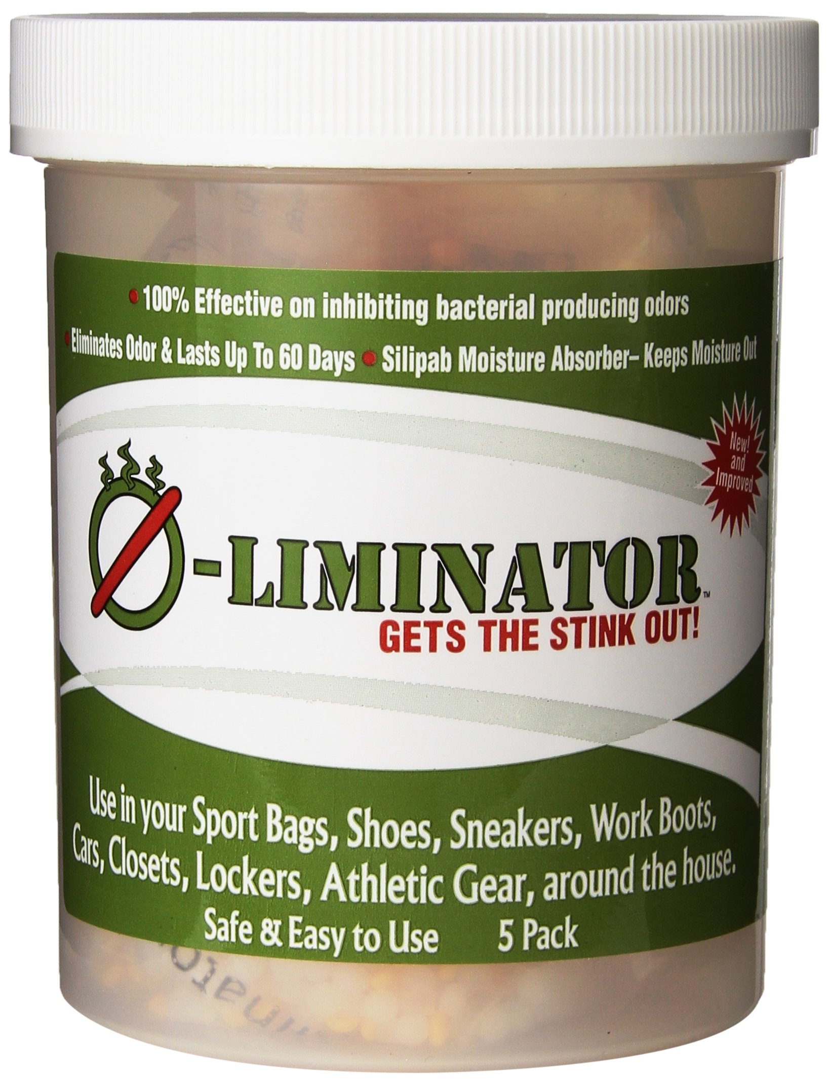 O-Liminator 5-Pack Odor Eliminator, Citrus