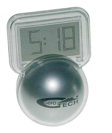Gefotech - Reloj digital, diseño de bola