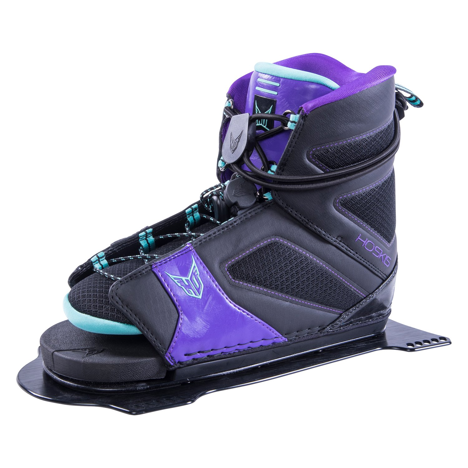 HO Sports 2018 FreeMAX Front Plate Women's Waterski Boots-5.5-9.5 by HO Sports (Image #2)