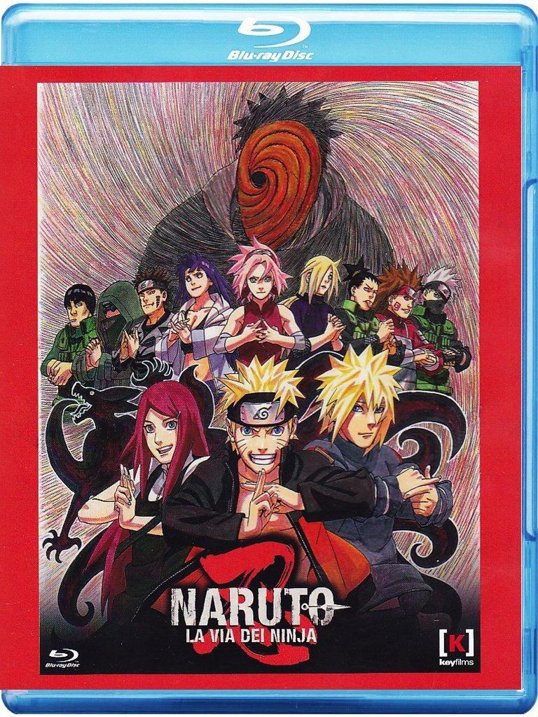 Amazon.com: Naruto - La via dei ninja [Blu-ray] [IT Import ...