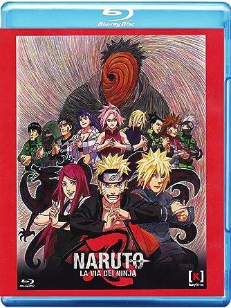 Naruto - La Via Dei Ninja [Italia] [Blu-ray]: Amazon.es ...