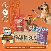 Deals on BarkBox Subscription The Best Toys & Treats 20-50lb
