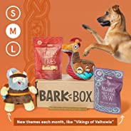 BarkBox Subscription - The Best Toys & Treats For Your Dog Every Month: Med (20-5