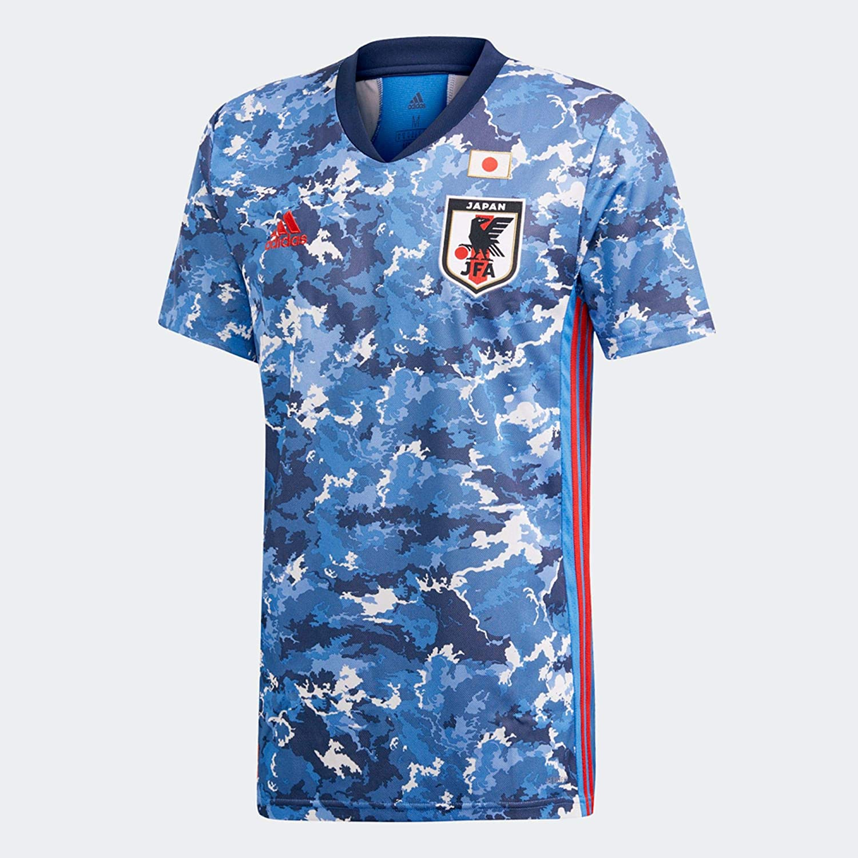 adidas Japan Home Soccer Jersey 2020-2021