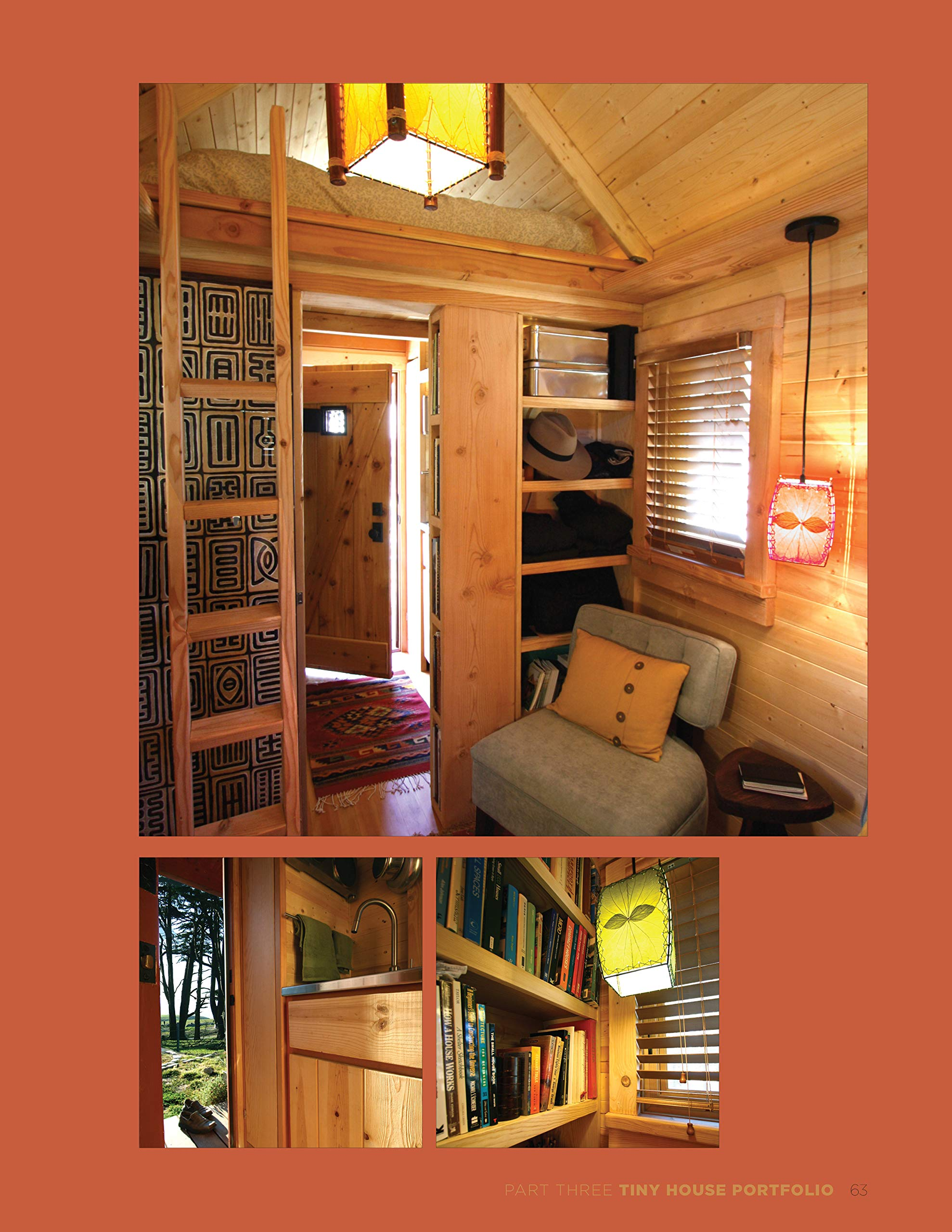 Jay Shafer's DIY Book of Backyard Sheds & Tiny Houses Build Your ...