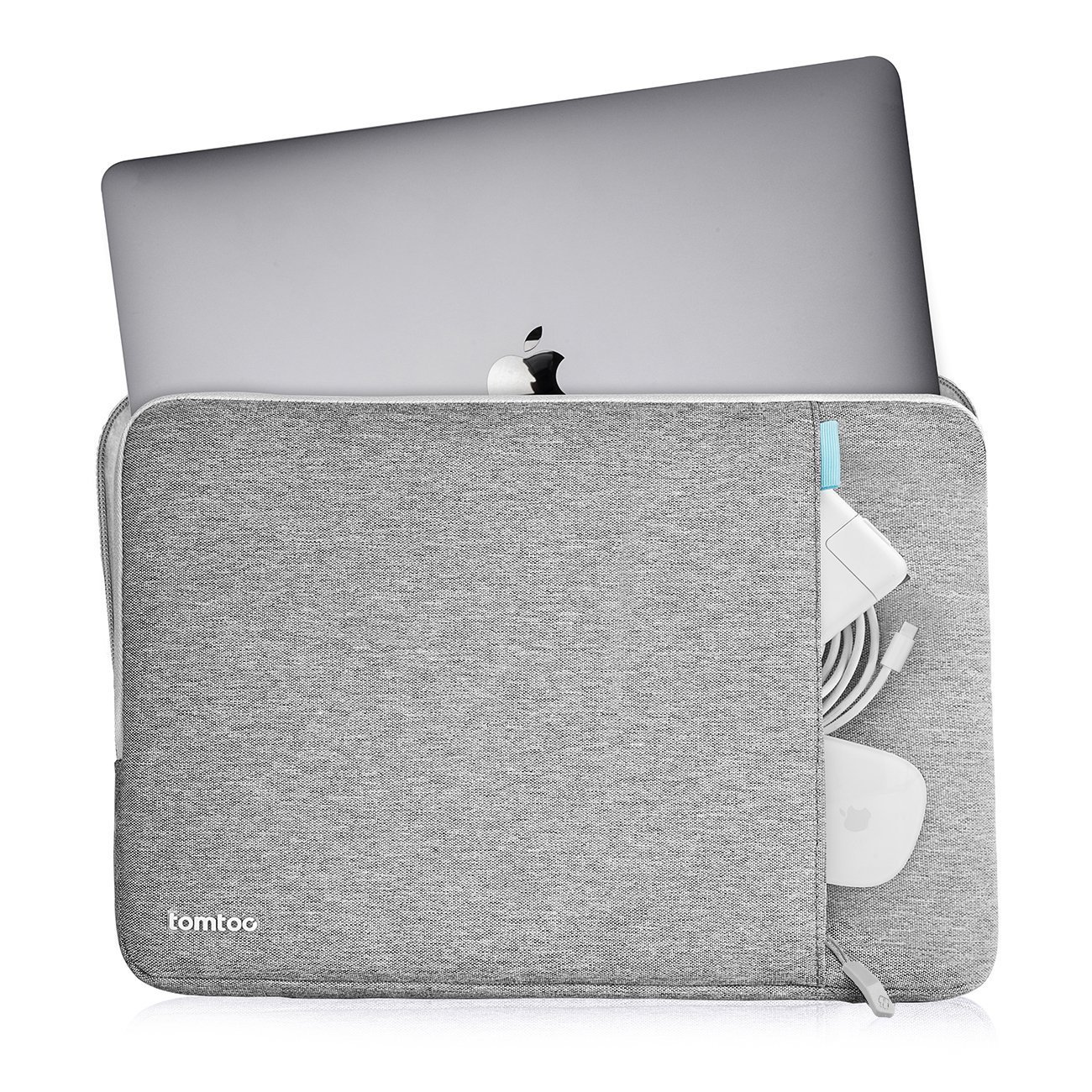 tomtoc 360 Protective Laptop Sleeve Case for 13inch New MacBook Air with Retina Display A1932 A2179